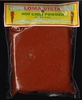 Hot chili Powder - 9 oz.